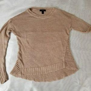 NWOT- J. Crew Textured Beach Sweater